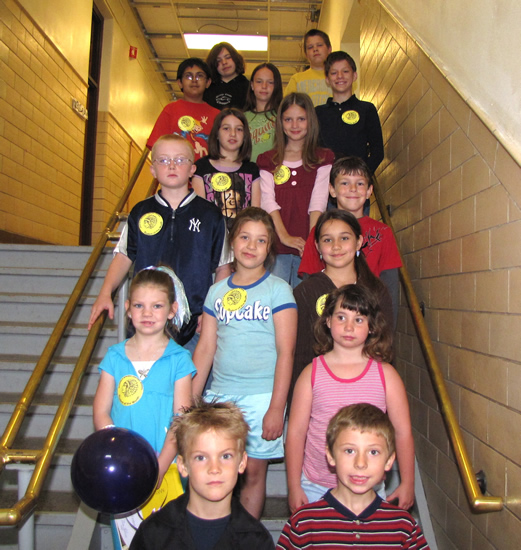 Richfield Springs Central School has announced its May 2009 Students of the Month.